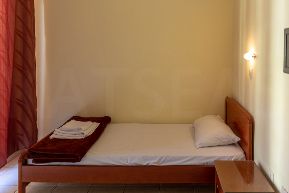 Quiet Triple Room